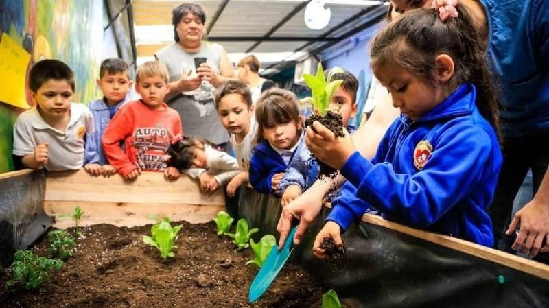 Jardines de Lomas producirán sus propias huertas