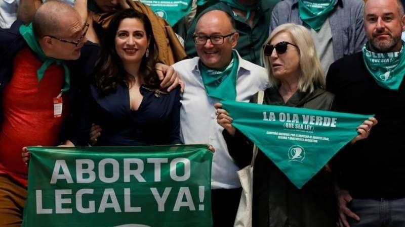 El documental sobre la ley del aborto ganó un premio internacional