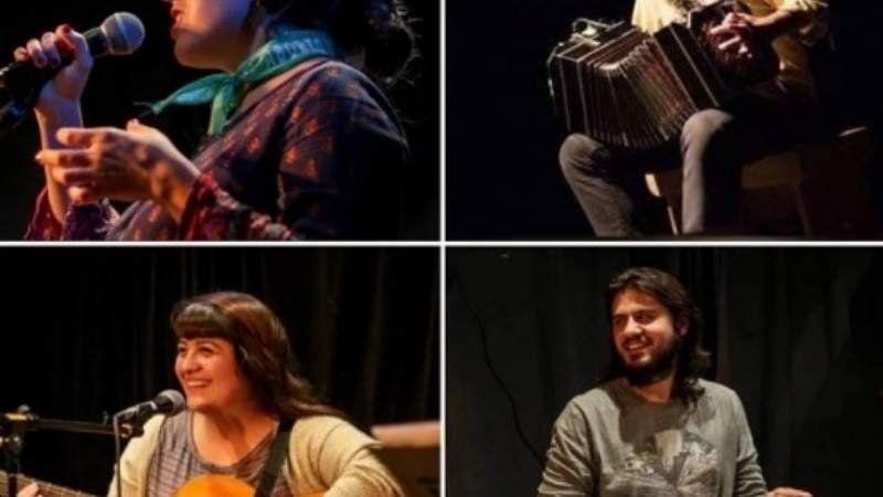Músicas de aquí y allá en el Teatro La Rueca