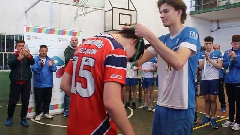 La Sub 18 de voleibol de Echeverría se consagró subcampeón bonaerense