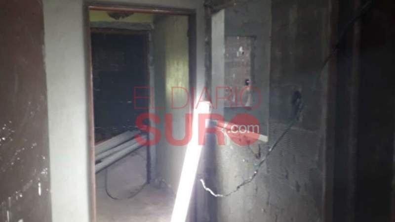 Hospital Oñativia: Denuncian que las obras de reconstrucción están paralizadas