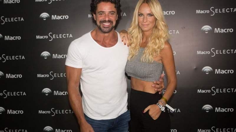 Sabrina Rojas habló sobre las fotos y videos de Luciano Castro: Se divirtió durante tres meses