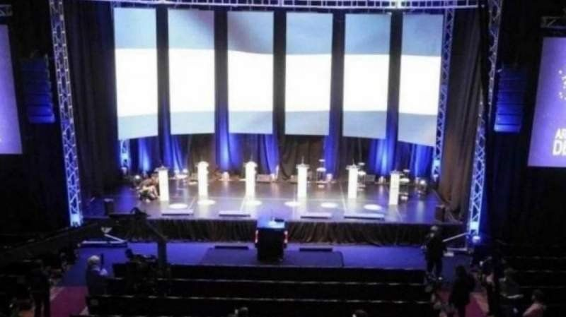 Los detalles del primer debate presidencial que sera este fin de semana
