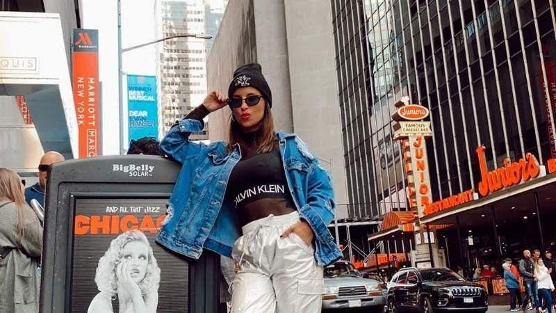 Lourdes Sánchez fue internada de urgencia ni bien llegó de Nueva York