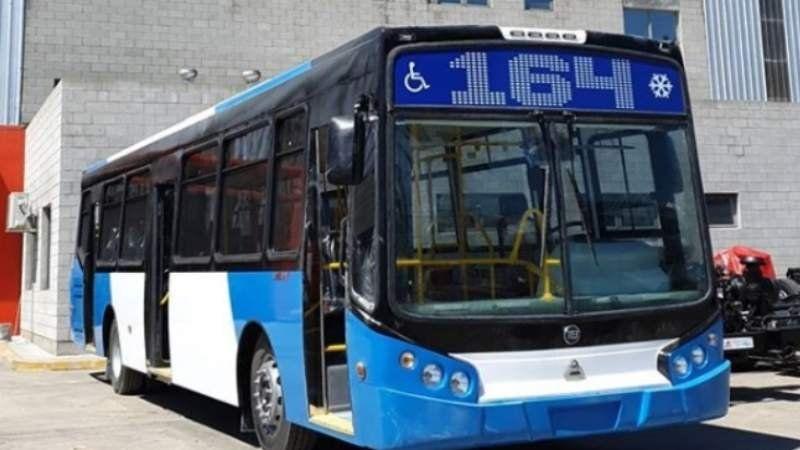 Sumarán modernas unidades a la nueva línea 164