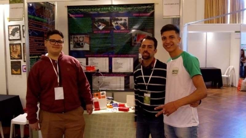 La escuela técnica de La Unión fue elegida para participar en una feria de ciencias internacional