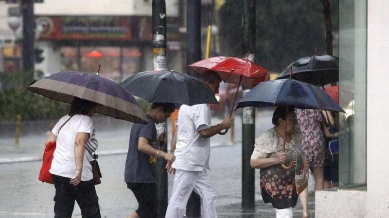 ¿Cómo seguirá el clima en las zonas afectadas por la tormenta?