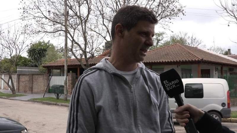 El dolor de la familia de Berta en Alejandro Korn