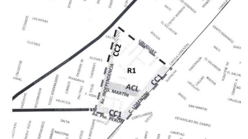 Buscan permitir construcciones de 4 pisos en San Vicente y Alejandro Korn