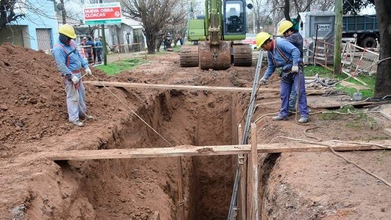 Desde mañana estará cerrada una importante calle por obras cloacales