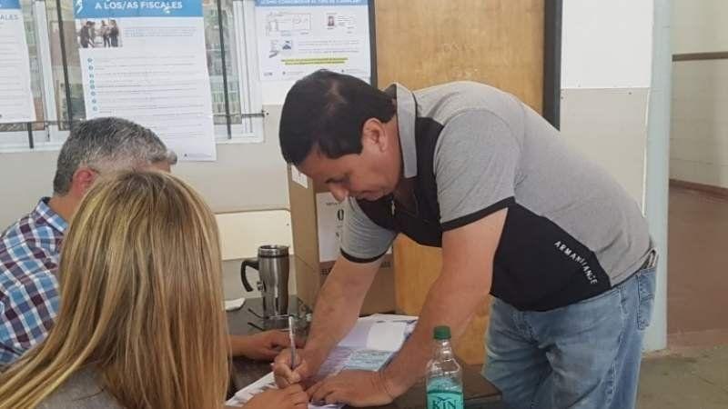 El voto de Mauricio Gomez: 'En mi Gobierno no llegaron villas ni asentamientos