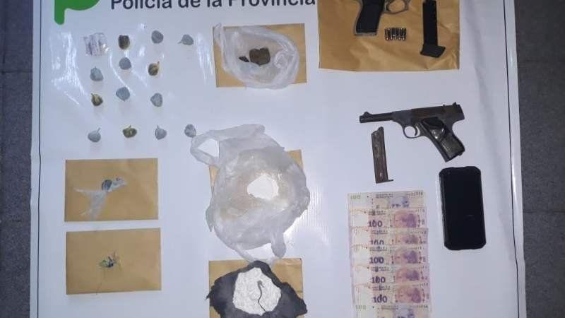 Desbaratan una banda narco con drogas de alta calidad