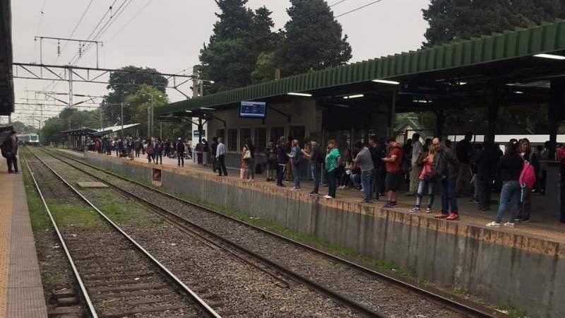 Tren Roca: Reanuda el servicio tras el accidente fatal