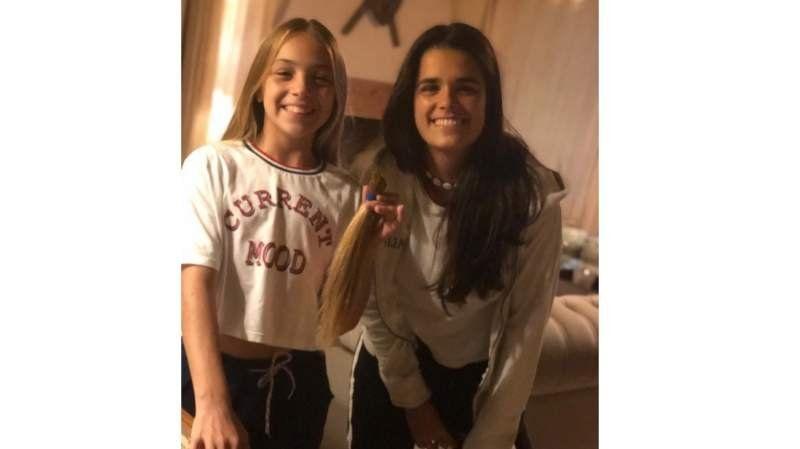 Alumnas de Grilli Canning se unieron por una causa solidaria