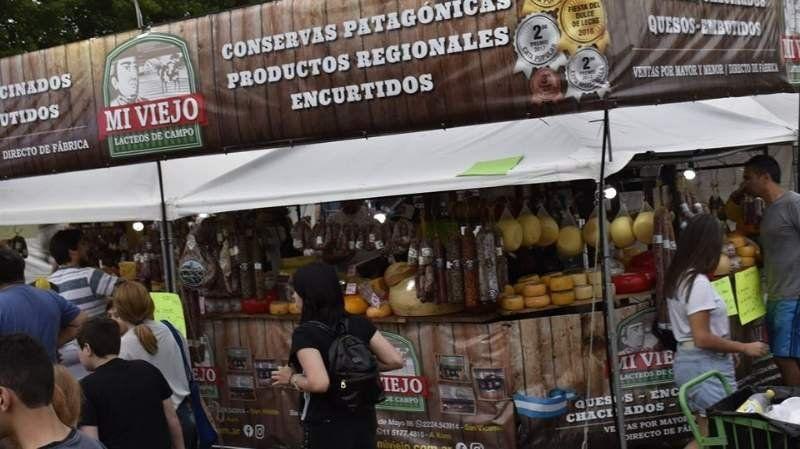 Ninguna fábrica ganó en la Fiesta de la Mozzarella de San Vicente: qué pasó