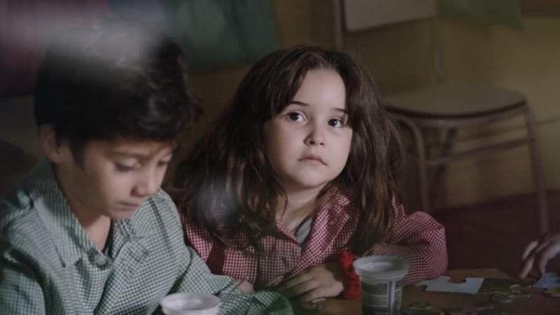 Isabella, la nena de Brown que a los 5 años la rompe en una película multipremiada
