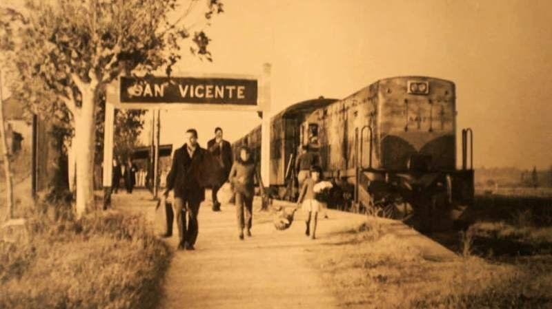 Se cumplieron 91 años de la llegada del tren a San Vicente: la historia