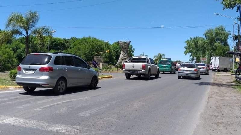 Fin del misterio: ¿Qué pasó con los semáforos de la Rotonda Lacarra?