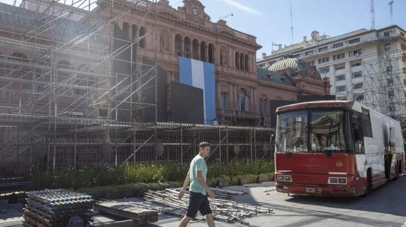 Quiénes actuarán en el Festival de Plaza de Mayo y cuándo comienza