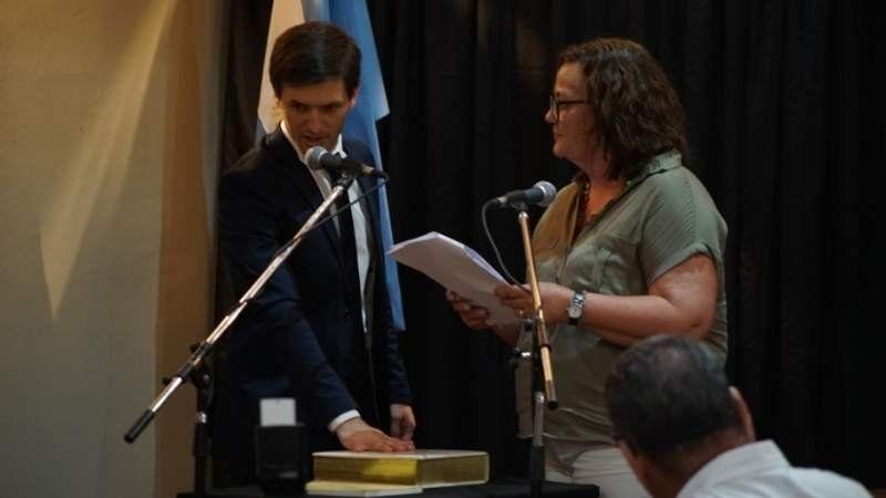 Asumió Nicolás Mantegazza en Alejandro Korn: todos los detalles