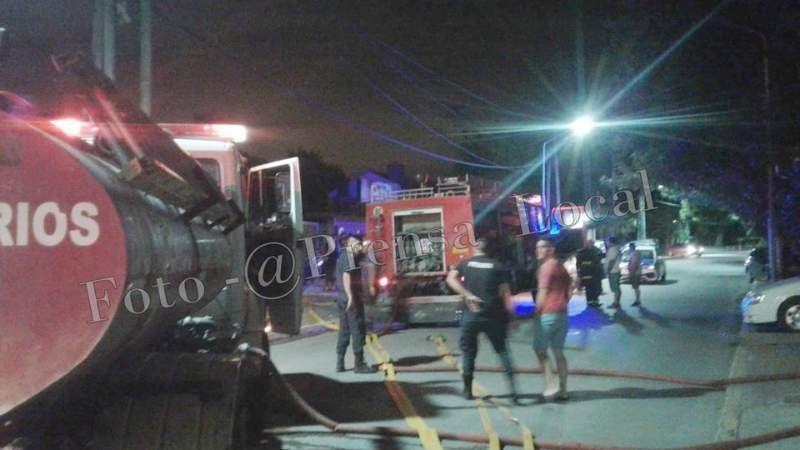 Tragedia de Navidad en Guernica: murió una niña en un incendio y se salvaron sus hermanos