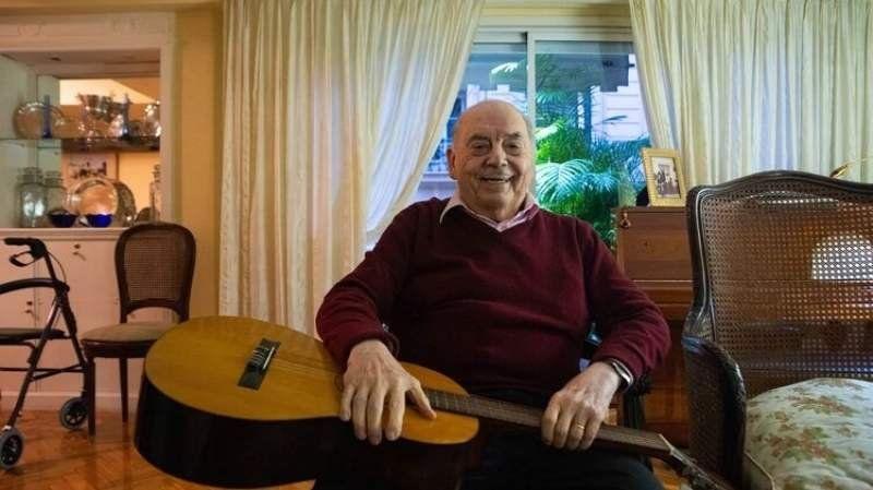 Murió el fundador de Los Chalchaleros, Juan Carlos Saravia