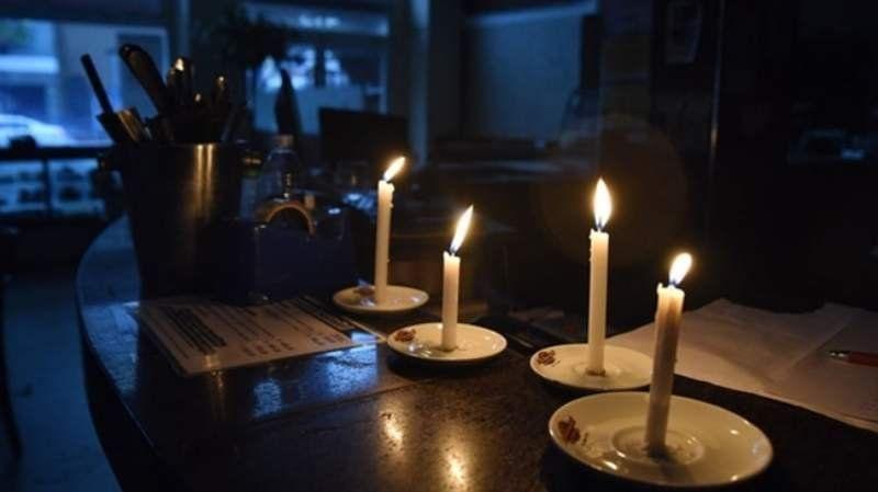 Más de 1000 vecinos de Domselaar están sin luz