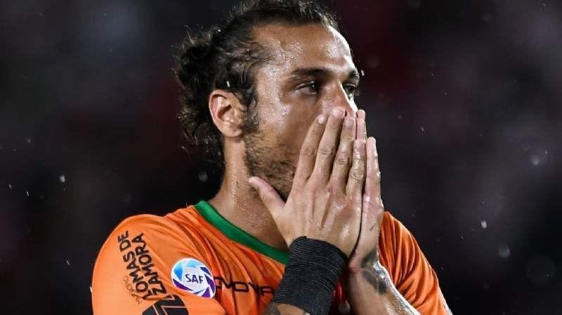 Una nueva frustración para Daniel Osvaldo: otra vez afuera de las canchas