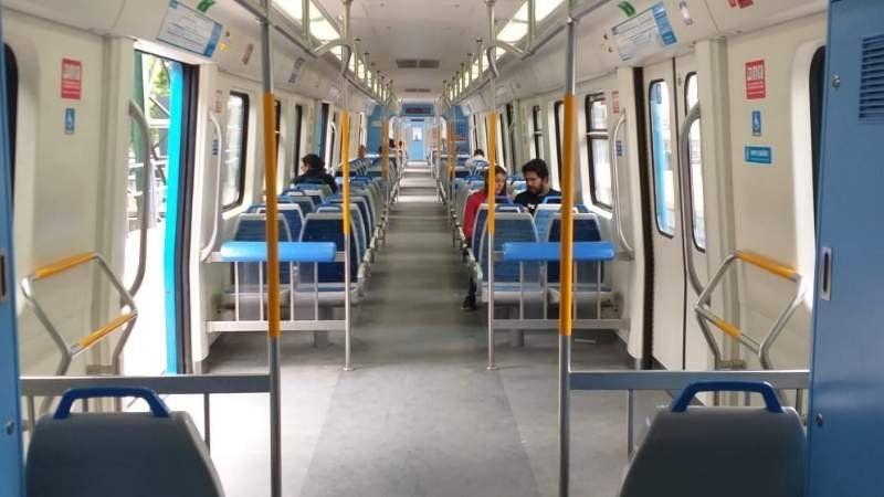 El Tren Roca reduce la frecuencia en los feriados de cuarentena