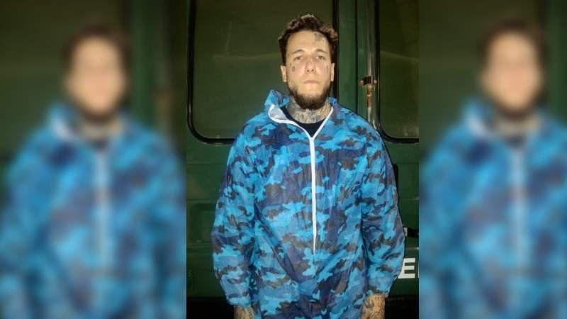 Alexander Caniggia en prisión domiciliaria por violar la cuarentena obligatoria