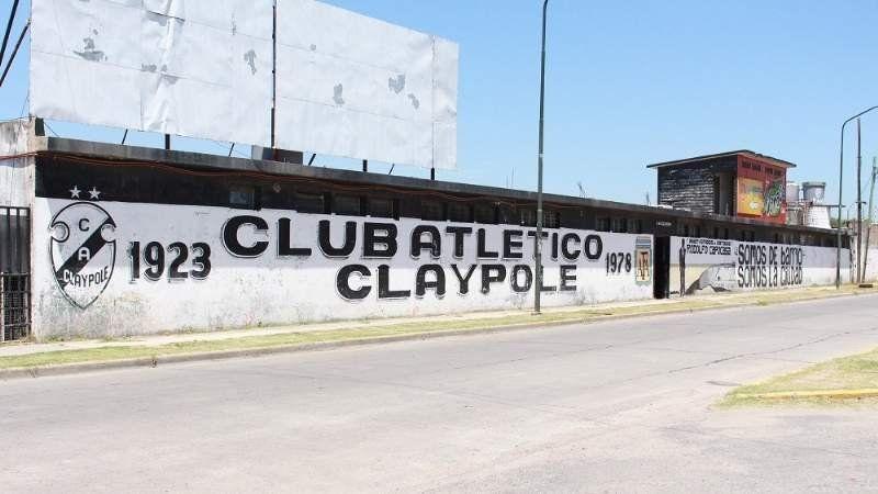 Claypole pone a disposición sus instalaciones por el coronavirus