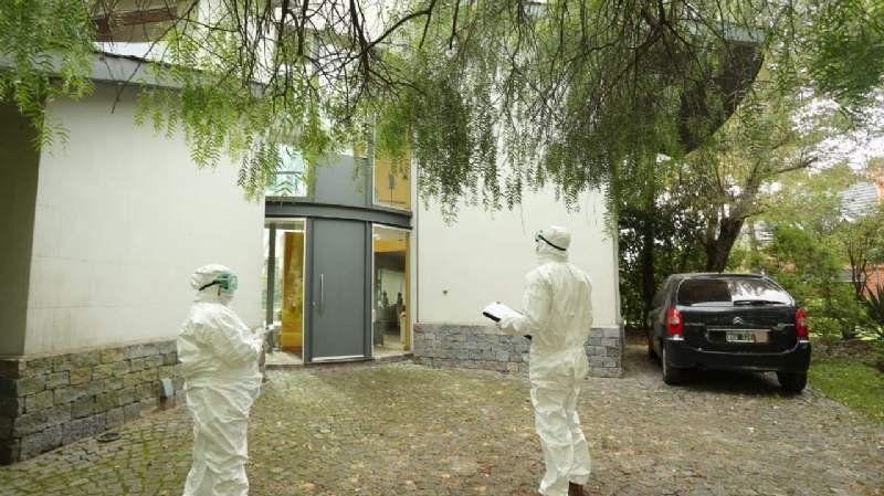 Covid-19 en Saint Thomas: Nélida Cairoli también habría contraído el virus