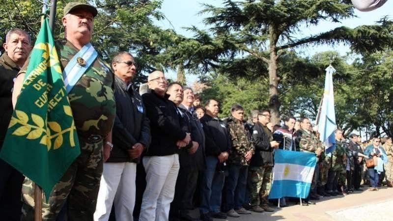 Sin vigilia ni acto oficial, veteranos de Malvinas invitan a conmemorar el 2 de Abril desde casa