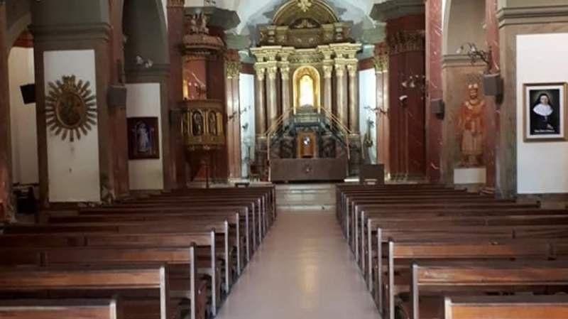 Lomas: Semana Santa virtual, sin gente y con templos cerrados