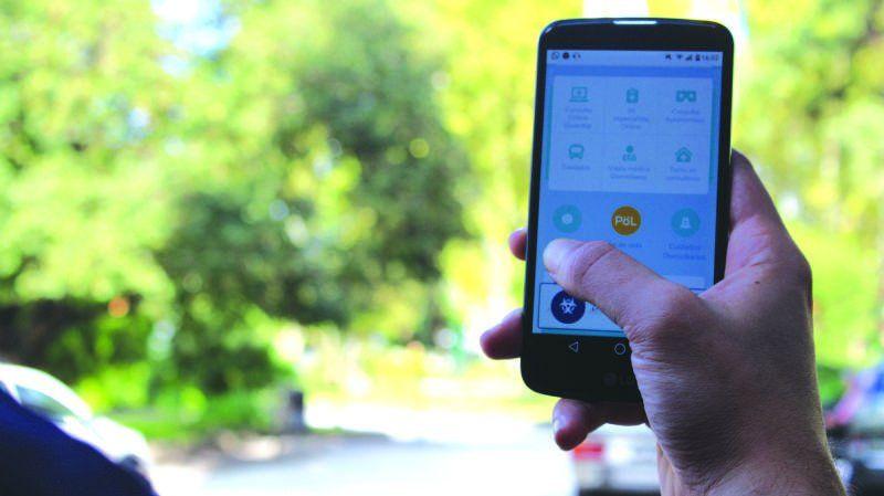 Lanzaron la app Médico en casa con más de 80 profesionales a disposición de los vecinos