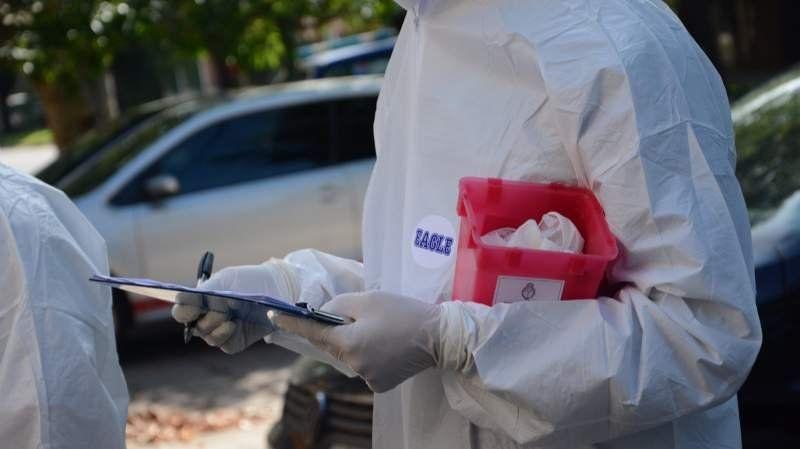 Coronavirus: otro barrio de Lomas en observación por dos casos positivos