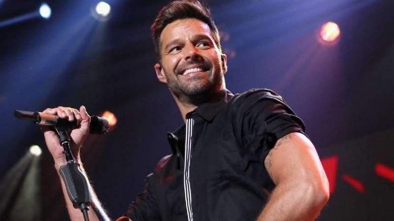 Ricky Martin mostró por primera vez la cara de su hijo de seis meses
