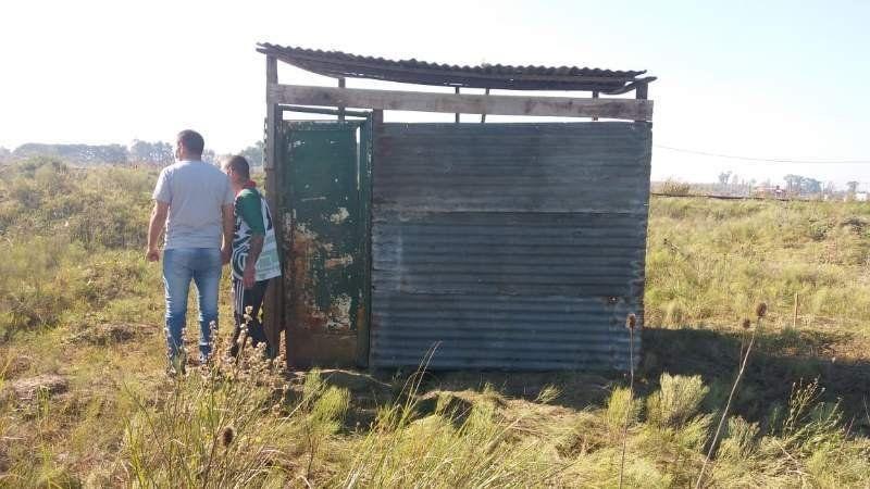Intento de usurpación en San Vicente: cinco detenidos por desarmar una casilla