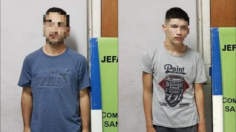 Detuvieron a dos personas en allanamientos por piratería del asfalto en Solano