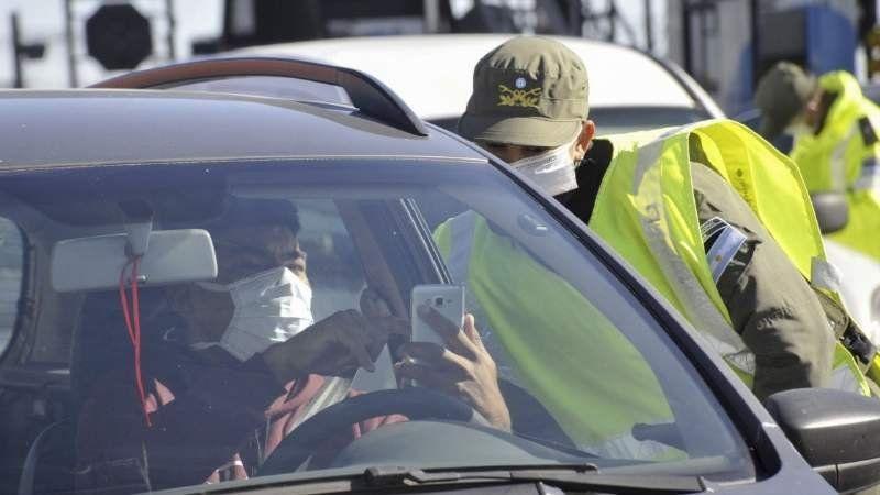 Cuarentena: cuántos detenidos y vehículos secuestrados hay en Ezeiza