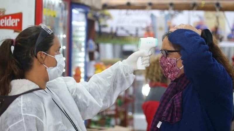 Sábado: 3 nuevos casos de coronavirus en San Vicente