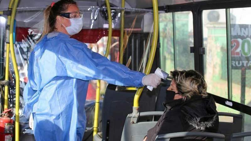 Lunes: hay 2 nuevos casos de coronavirus en San Vicente, 4 internados y 57 contagios totales