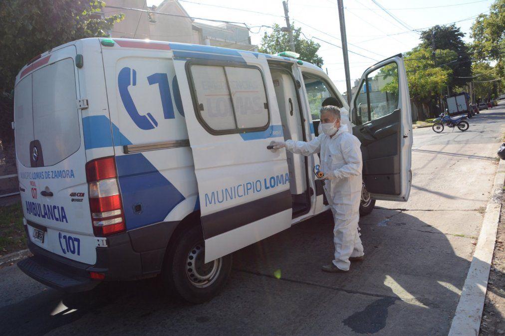 Coronavirus en Lomas: ya son 40 los muertos en el partido
