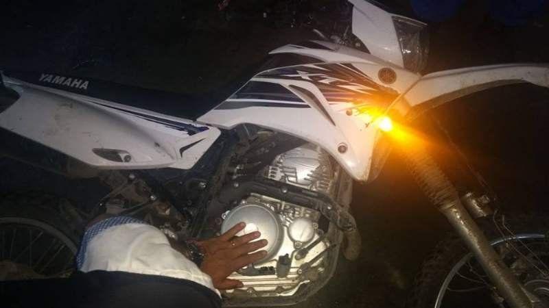 Motochorros intentaron robar 175 mil pesos y quedaron detenidos