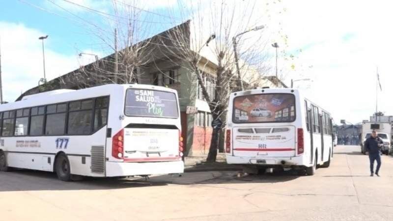 Empresa San Vicente: choferes denuncian recortes de servicios