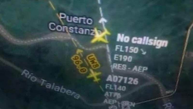Dos aviones casi chocan en pleno cielo de Aeroparque: La reacción del piloto