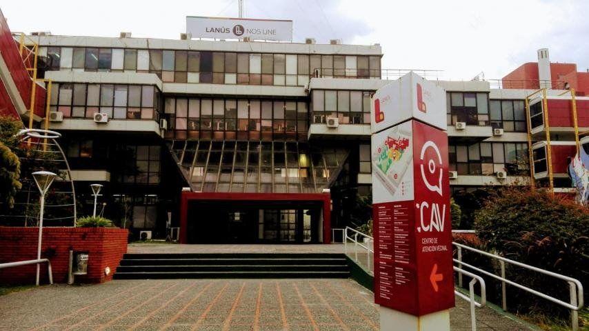 Un dirigente del municipio de Lanús confirmó que dio positivo de coronavirus