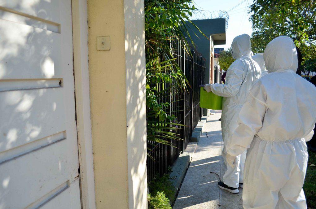 Coronavirus: 10 nuevos contagios y un recuperado en Lomas
