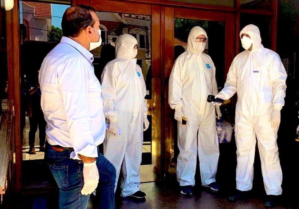 Coronavirus en Lomas: una muerte, 84 contagios y 30 altas