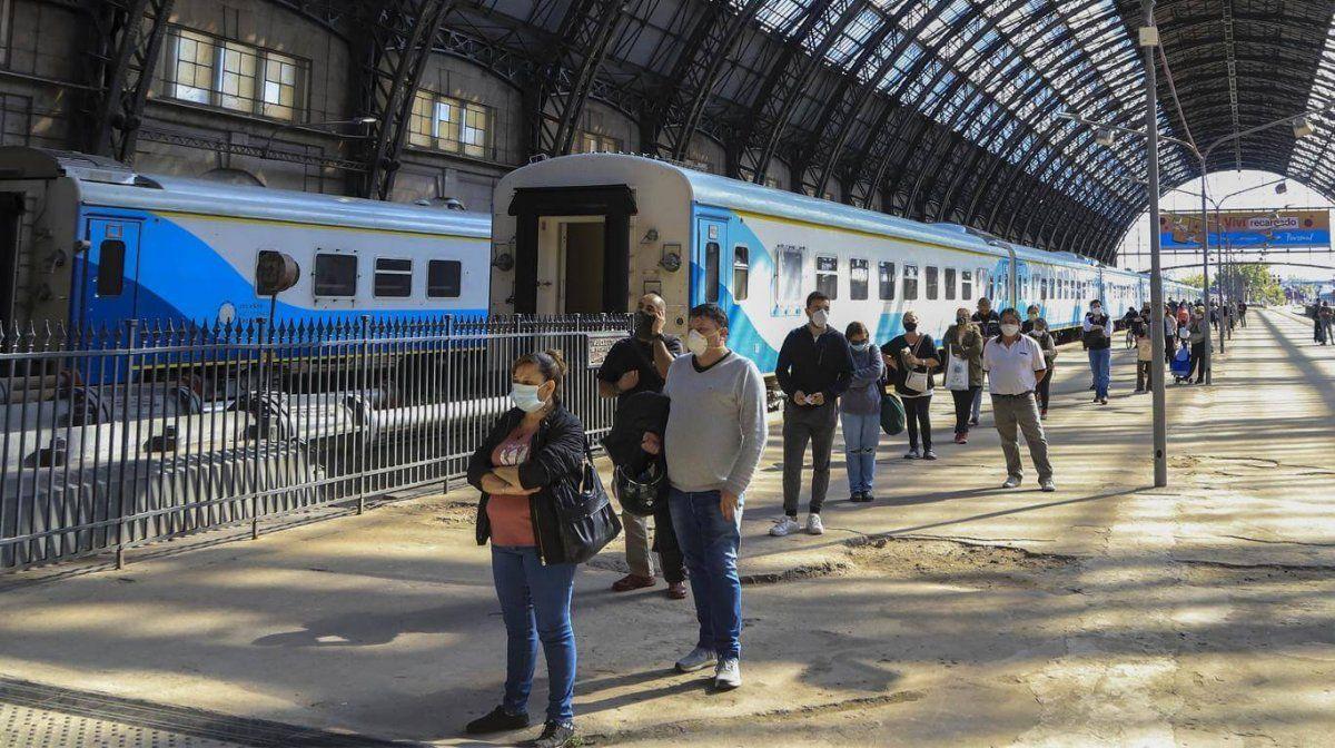 Trenes Argentinos lanzó la app para reservar asientos